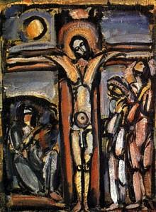 rouault_crucifixion
