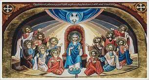 coptic pentecost big one