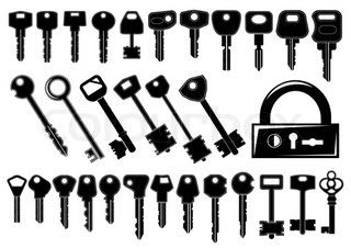 keys pictures
