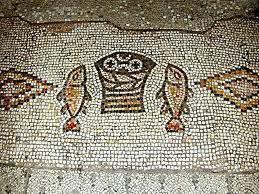 mozaic tabgha
